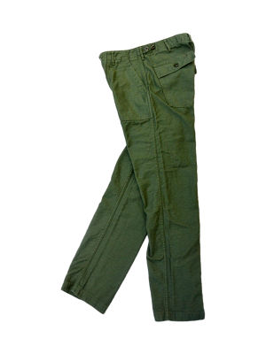 【再入荷!】orslow US ARMY FATIGUE SLIM FIT メンズ