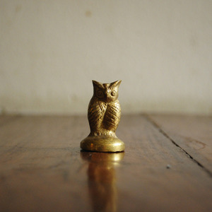 Insence stand - owl