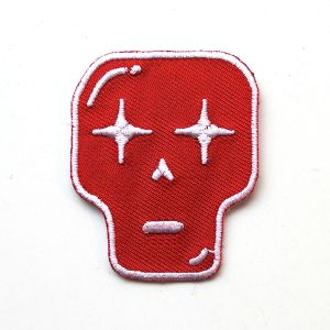 elevator teeth/patch 'Red Face'