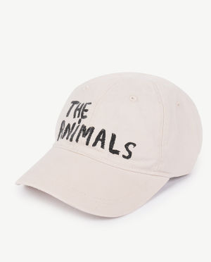 THE ANIMALS OBSERVATORY / HAMSTER CAP[WHITE]