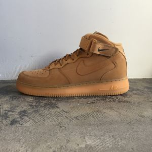 """Nike Air Force 1 MID '07 PREMIUM QS """"FLAX COLLECTION"""""""