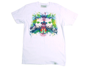 Imaginary Foundation / Rorschach Girl S/S TEE