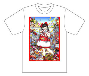 IDOL GRAPHICS Tシャツ:大崎瑠衣(Chu☆Oh!Dolly)