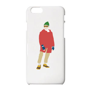 Old Man #2 iPhone case
