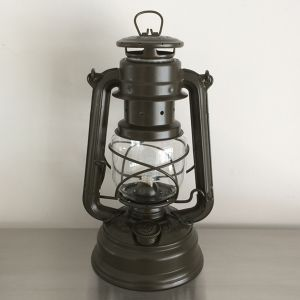 Hermann Nier / Feuerhand lantern / german army