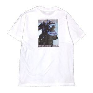 AVALONE AVALONE AW17 123456 A.D.2048 CRISIS ♀SHORT SLEEVE TEE