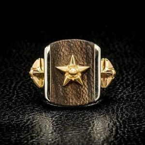 L&D WOOD RING combination