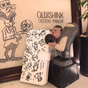 - OLDISHINK T.P 2 - iPhone7 手帳型case