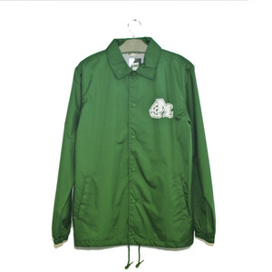 NEXT LEVEL / NL COACH JACKET / GREEN