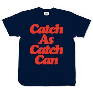 Catch As Catch Can navy