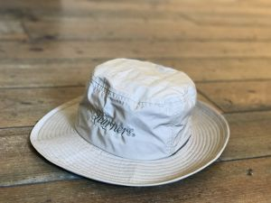 LEARNERS BOONIE HAT BEIGE (撥水フェスハット)