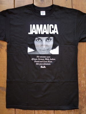 [ Bricks(Acapulco Gold) ] JAMAICA TEE