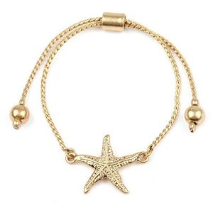 STARFISH Metal Adjustable Bracelet (EB0437)