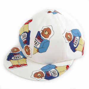 One Family Co.×0867 / 6 Panel Cap / Bear / Total Handle