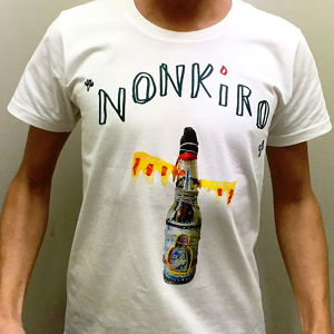 NONKIRO BOTTLE Tee