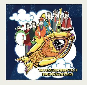 『THE PRODUCER SERIES VOL.2 : BRIAN DIXON SESSIONS』(限定7インチ/ 輸入盤) THE SLACKERS