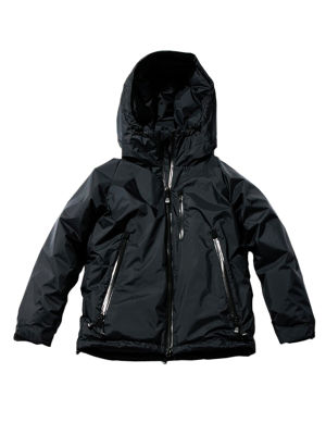 NANGAナンガAURORA DOWN JACKET【BLK】