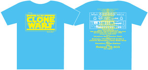 Ketchuparts / ACID CLONE WARS Tシャツ