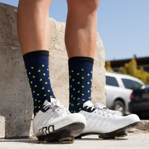 CADENCE accent socks (navy)