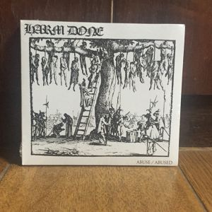 HARM DONE - Abuse / Abused CD
