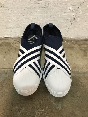 adidas Originals by White Mountaineering SUPERSTAR SLIP ON(BY2879)