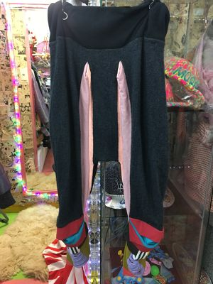 runurunu pants (black)