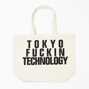 Life Is Journey Tote [TOKYO]