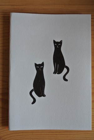 notebook (cats)