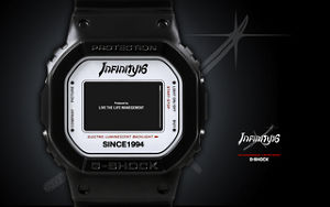 CASIO G-SHOCK (INFINITY16 12TH ANNIVERSARY LIMITED MODEL) -デッドストック-
