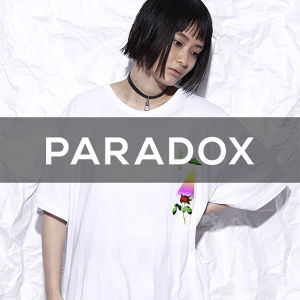 "PARADOX - CAPSULE Collection ""U.F.O"" - 03 (WHITE)"