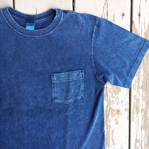 "Good On ""Indigo Shave Pocket S/S Tee"""