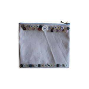 BUTTON POUCH [RE]