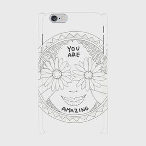 You are AMAZING iPhone6Plusケース (Designed by 安河内 彩香)