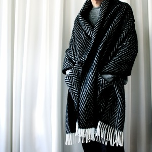LAPUAN KANKURIT/IIDA pocket shawl