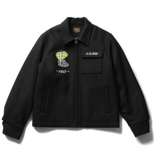 30% OFF! FUCT SSDD / U.S.SDD TOUR JACKET / 41509