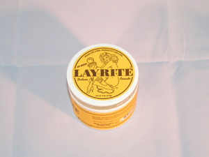 LAYRITE pomade DELUX(113g)