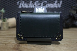 """CHROMEXCEL Wallet"" Midlle,Green,type2"
