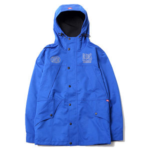 "RUDIE'S / ルーディーズ  | 【 Sale 20%off 】 "" DRAWING MOUNTAIN PARKA "" Blue"