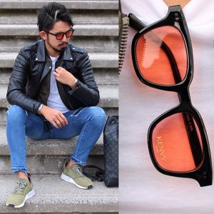 KENVY color sunglasses