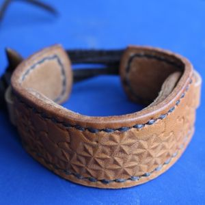 STS Leather wristband (sts_rb_06)