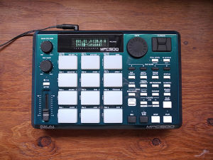 "MPC500 ""BLG"" custom by ghostinmpc"