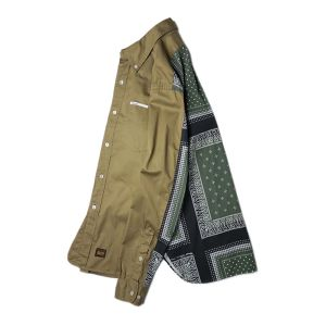"UNRIVALED ""UNION B.D"" KHAKI"