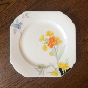 Shelley Cake Plate 16.5cm