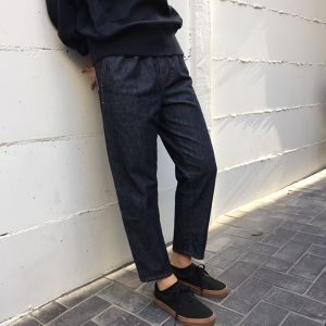 tac:tac Salvage denim easy pants: TA71-FF002-17SS
