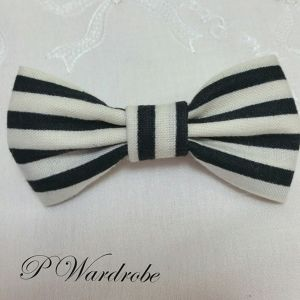 Cotton Stripe Ribbon