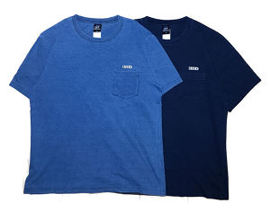 Indigo Tee Patch