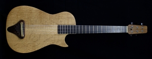 "SOLD "" liv "" modern style acoustic guitar"