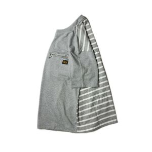 "UNRIVALED ""PILE T"" GRAY"