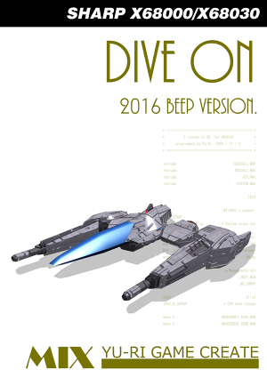 DIVE ON 2016 BEEP VERSION.
