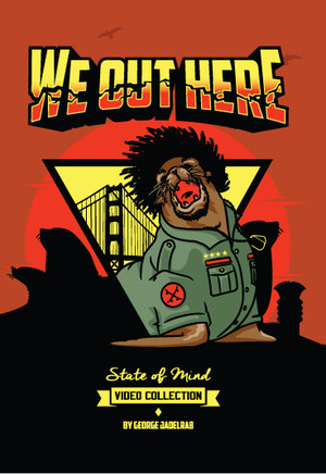 WE OUT HERE State of Mind SK8 DVD